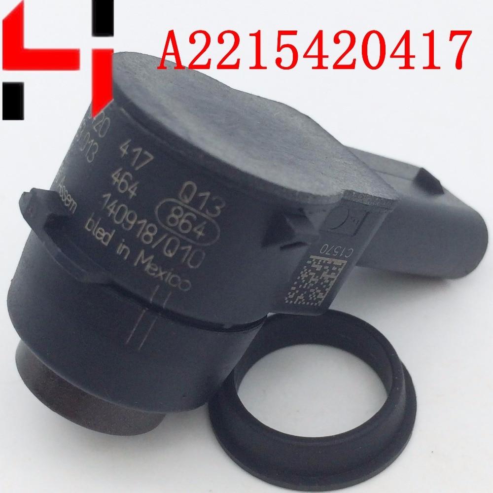 (10PCS) وقوف السيارات الاستشعار عن بعد المساعدات مجسات GL320 GL350 ML320 ML350 C320 SL500 E R S كلاس A2215420417 2215420417