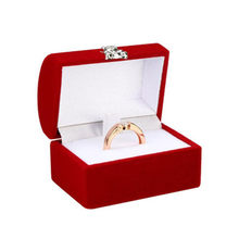 Luxury Jewelry Square Gift Box Women bag shape Earrings Rings Jewelry Packaging Display Travel Portable Wedding Bridal Box 2018(China)