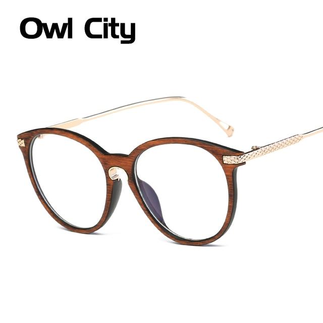 79f2325c51a7c Classic Anti Blu Ray Occhiali Ovali Donne Uomo Unisex Montature per  occhiali Del Progettista di Marca
