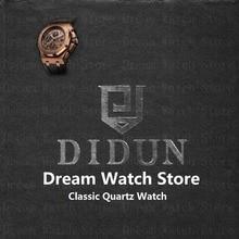 Часы мужские часы лучший бренд класса люкс Шестерни S3 кварцевые часы
