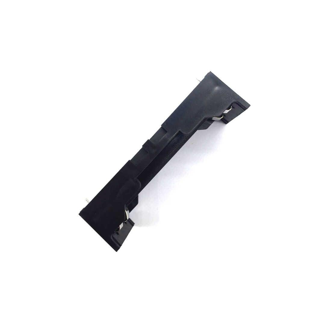 1 Pcs FAI DA TE Scatola di Immagazzinaggio Del Supporto di Caso Per 2*18650 3.7V Batteria Ricaricabile 4 Spille