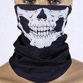 Cachecóis novidade crânio absorção perfeita Washouts cachecol Fashion fresco ao ar livre Bandanas passeio esporte máscara facial da motocicleta bicicleta Scarf