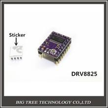 5 шт./лот 3D-принтеры StepStick Drv8825 Шаговый двигатель драйвер RepRap 4 печатной платы заменить A4988