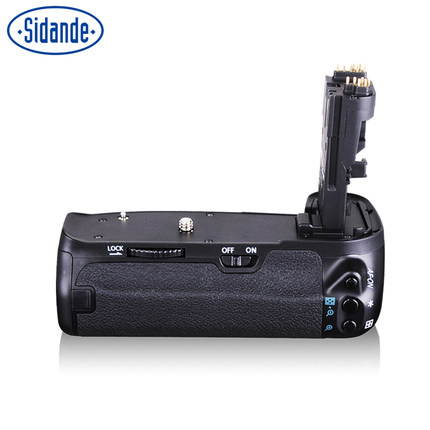 NEW BG-E9 SIDANDE  Battery Grip For CANON 60D Battery Case CAMERA BATTERY meike dslr camera built in 2 4g battery grip for canon eos 7d mark ii as bg e16