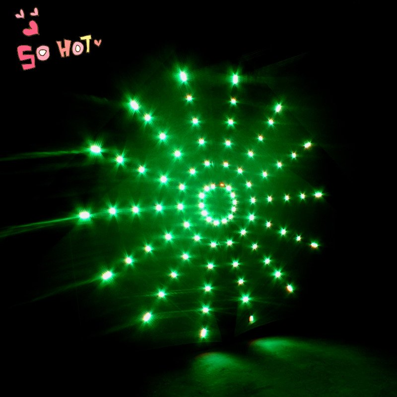 new led kite 6 square meter led kite 388 led lamp can changes various design so beautiful in the sky hot sell free shipping