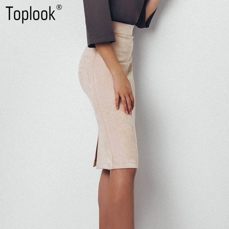 Женская юбка Toplook Bodycon /2017