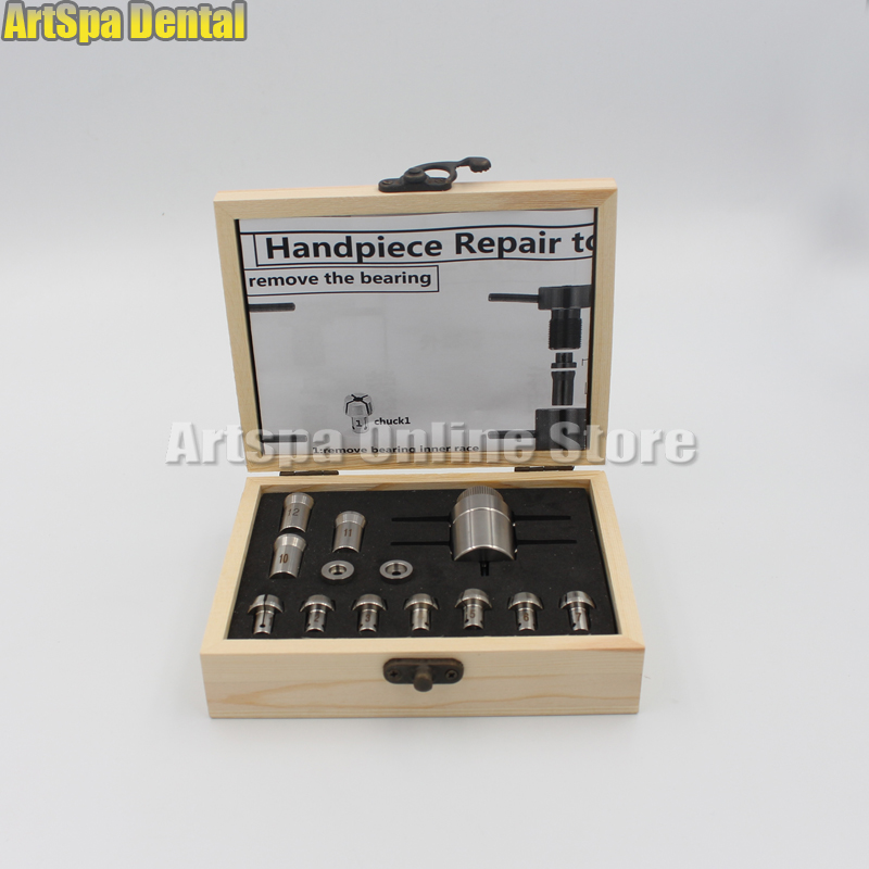 Dental Handpiece Repair Tool Bearing Removal Installation Cartridge Maintenance Chucks Standard Torque Mini