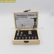 أداة إصلاح قبضة الأسنان تحمل إزالة وتركيب خرطوشة صيانة الطبطبات القياسية \ عزم الدوران \ Mini
