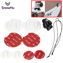 GoPro Tether Equipment Surfboard Set Snowboarding Mount Go Professional Surf Pack Hero 1 2 Three Three+ four Browsing Equipment Motion Digicam Equipment GP105