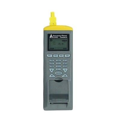 AZ9881 Digital Dual Input Thermocoupler Datalogger With Printer Function