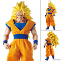 Megahouse dod dragon ball z son goku pvc action figure 21 cm DOD Super Saiyan 3 Goku Toy Collectible Modelo Figuarts DBZ Figuras