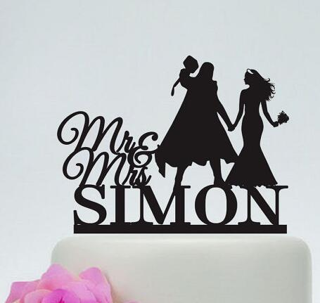 Personalized Thor And Bride Wedding Cake Toppers Bridal Baby Shower Bachelor Party Theme Decorations In Decorating Supplies From Home Garden On