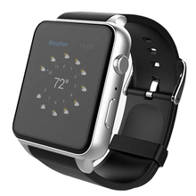 GT88 GPRS NFC Bluetooth Smart Uhr Reloj Inteligente Uhr Smartwatch für Apple iPhone 5 5 S 6 Plus Samsung Android Smart telefon