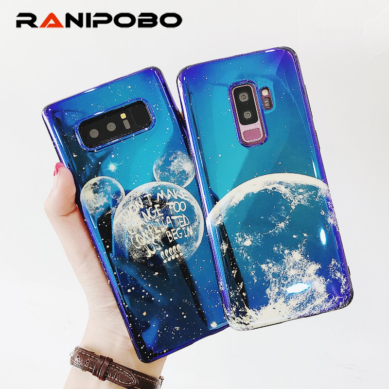 cover samsung s9 plus blu