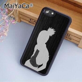 MaiYaCa Naruto Shippuden Shikamaru Nara Soft TPU Mobile Phone Case Funda For iPhone 6 6S Back Cover Skin Shell mobile phone