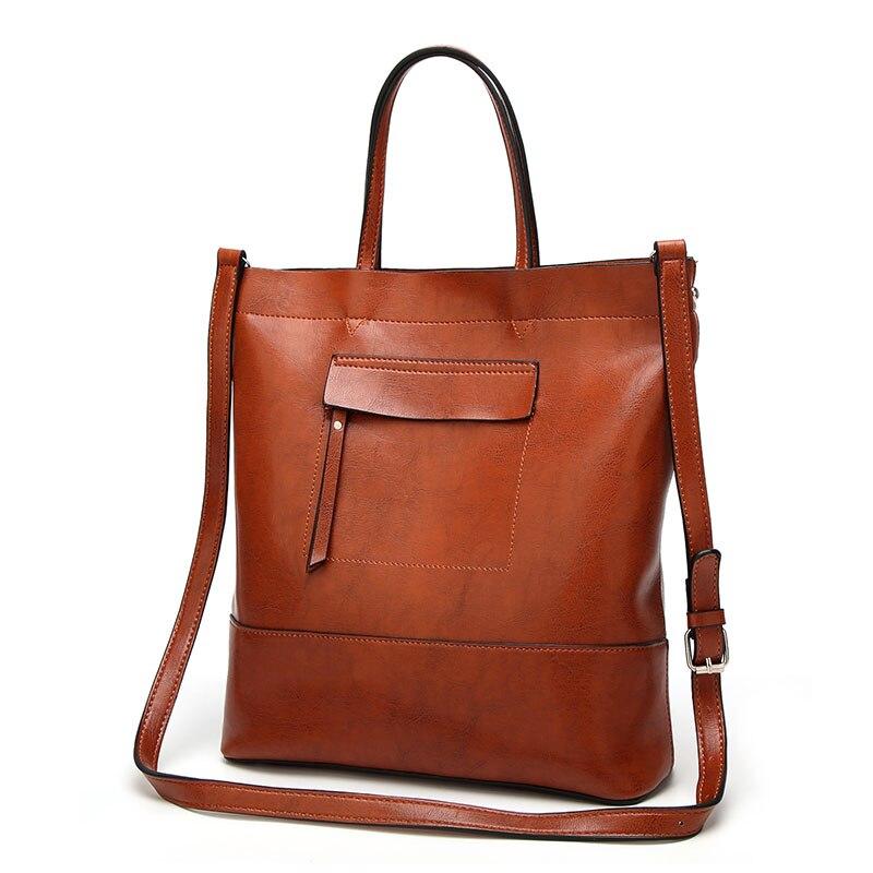 2018 Quality Assurance Women Genuine Leather Messenger Bag Vintage Handbag Casual Tote Classic Briefcase Larger Capacity Bag цена