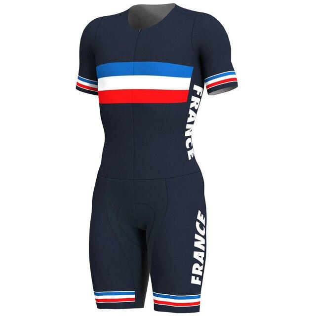 Skinsuit masculino para ciclismo e estrada, mais nova roupa esportiva de triatlo, ciclismo na frança, mtb, ciclismo e estrada 5