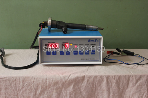 11 Nov promotion BST203 diesel common rail injector nozzle tester  60h diesel injector nozzle tester