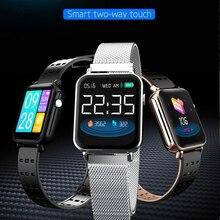 2019 новые Брендовые женские часы спортивные умные часы женские 1,3 дюймов Большой экран водостойкие часы мониторинг сердечного ритма женские часы
