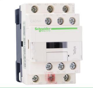 Contactor AC control relay  CAD50  CAD50...C  CAD50F7C  AC110V