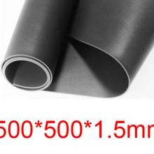 1.5 мм толщина nbr лист, нитрил-бутадиен-каучук пластина, устойчивость к кислоты щелочного маслостойкой площадки 500x500 мм