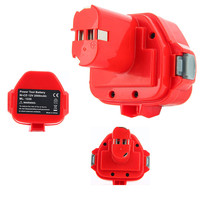 New Rechargeable Battery For Makita 12V PA12 2000mAh Ni CD Replacement Power Tool Battery For Makita