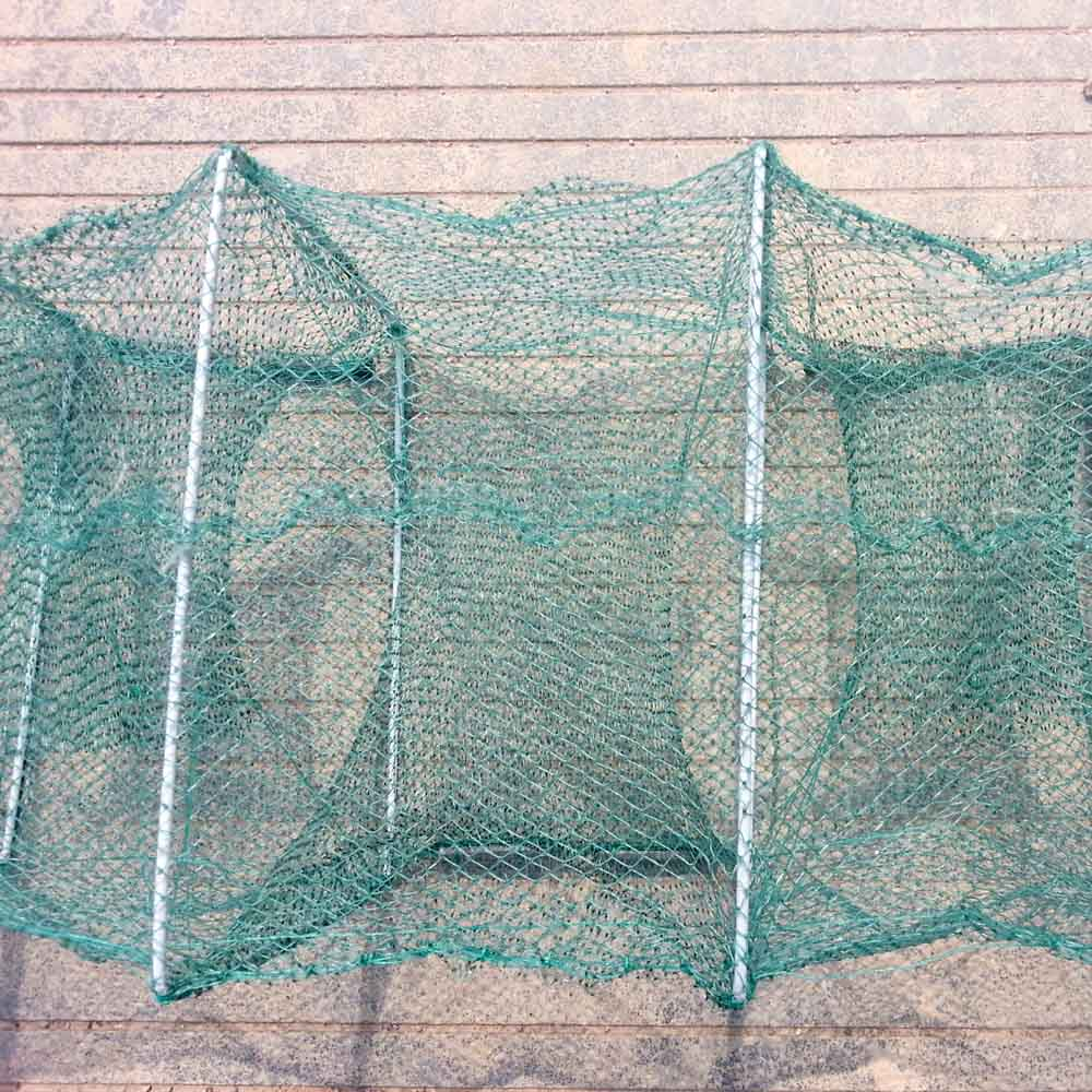 Popular crab trap buy cheap crab trap lots from china crab for Fish trap net