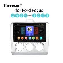 Auto Radio Lettore Multimediale touch screen BT Specchio Link Android Per Ford Focus MT 2004 2005 2006-2008 2009 2010 2011 2 DIN