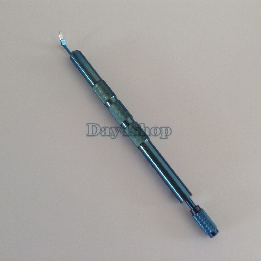 1SET Sapphire Clear Cornea Blades ophthalmic instrument 2 75mm