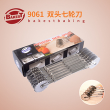 Rollers Stainless Cutters Dough