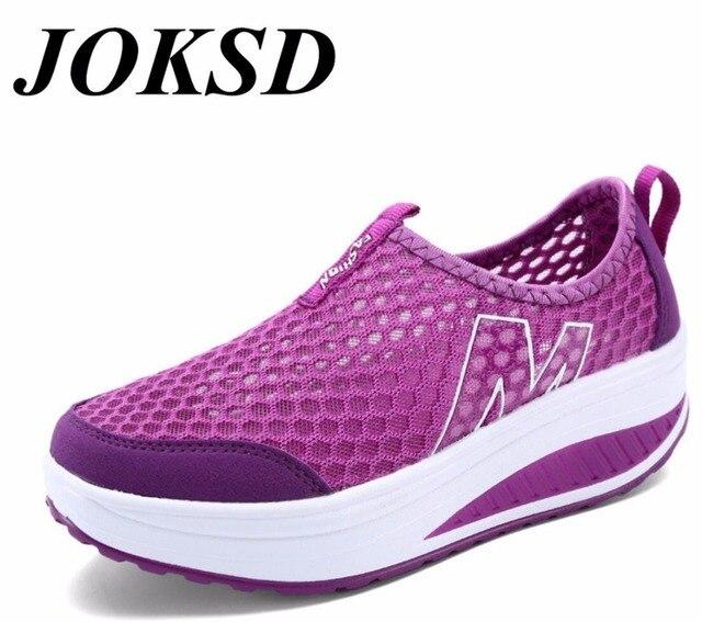 chaussure de marche femme sport
