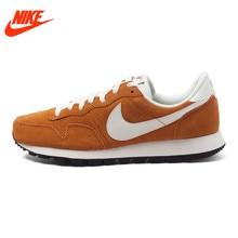 Original NIKE Leather Waterproof AIR PEGASUS 83 Men's Low Top Running Shoes Sneakers
