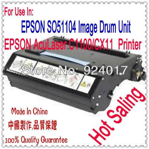 Bildtrommeleinheit Für Epson AcuLaser C1100 CX11 Serie Drucker, Für Epson C1100 C100...