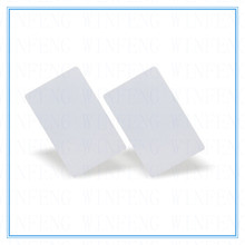 ISO14443A 0.8mm Thin Passive RFID Card 13.56Mhz MF S50 Proximity IC Smart Card NFC Tag For Access Control System
