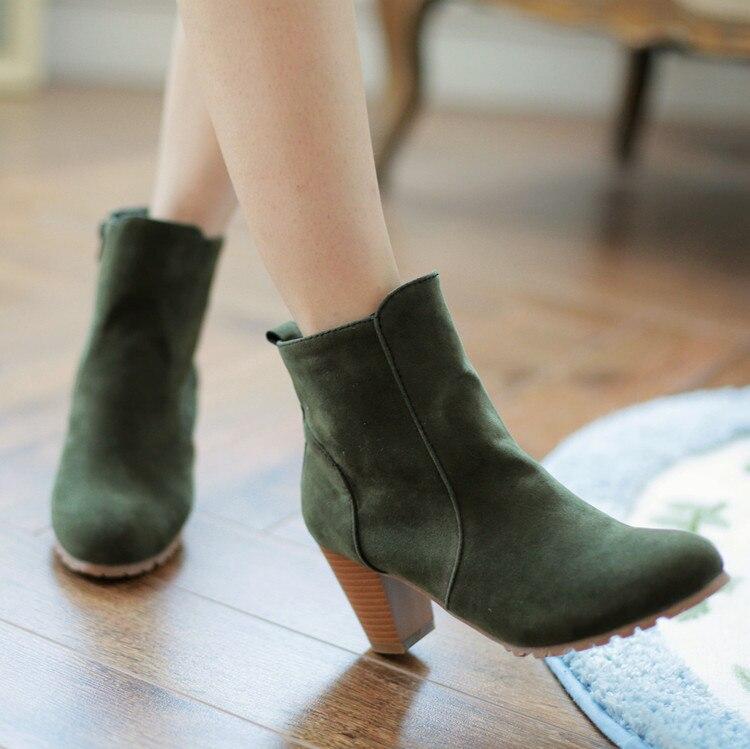 Popular Short Platform Boots-Buy Cheap Short Platform Boots lots ...