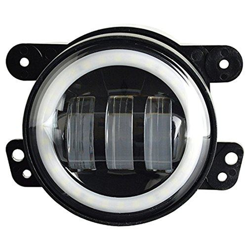 Online shop best price new 4 inch round led fog lights 30w projector best price new 4 inch round led fog lights 30w projector lens 12v driving auxiliary lamps for jeep wrangler jk off road publicscrutiny Image collections