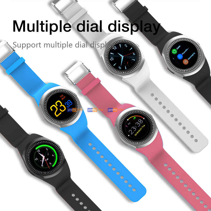 smart watch men android with touch screen p20 sim card Dial Call relogio smartwatch clock with whatsapp Facebook fitness tracker