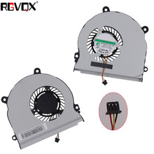 New Laptop Cooling Fan For SAMSUNG NP355V4X NP355V4C NP350V5C NP355E4C P/N KSB06105HA MF60090V1-C510-G9A CPU Cooler Radiator(China)