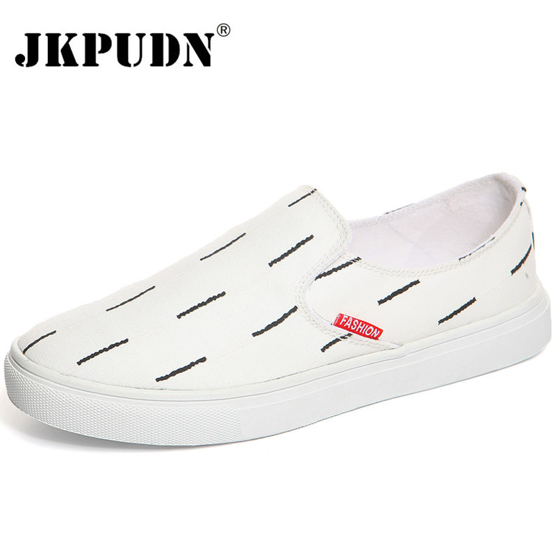 Summer Men Canvas Shoes Casual Loafers 2016 Designer Breathable White Shoes Slip On Men Flats Plimsolls High Quality Espadrilles free shipping black cis scanner for samsung scx 4623f scx 3201 printer