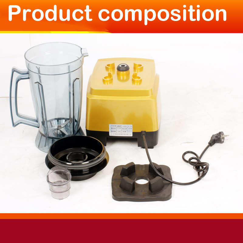Industrial Kitchen Blender: Commercial Kitchen Equipment Blender Electric Ice