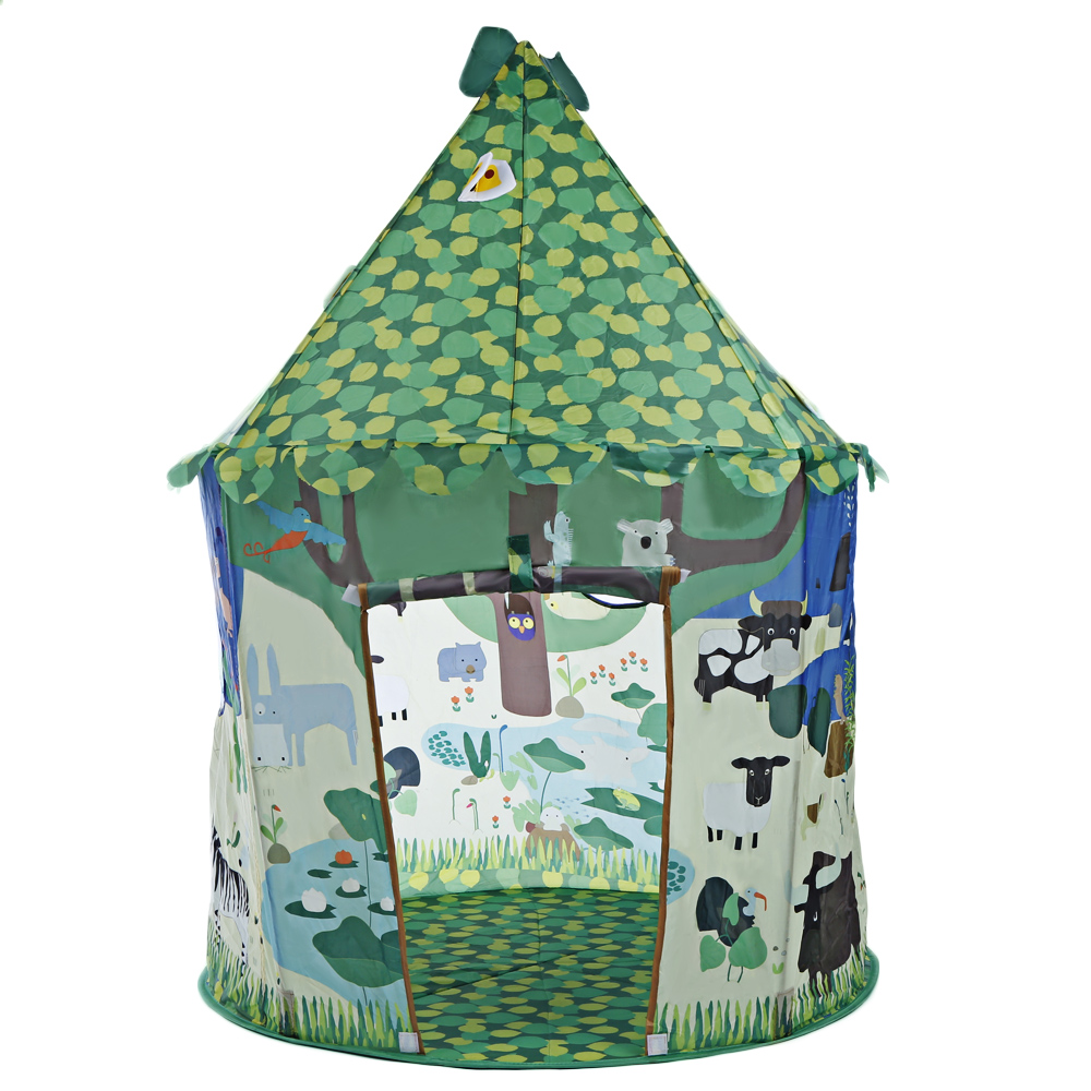 Foldable Play Tent Portable Foldable Tipi Prince Folding Tent Children Boy Castle Cubby Play House Kids Gifts Outdoor Toy Tents семена флокс эльф 0 1г