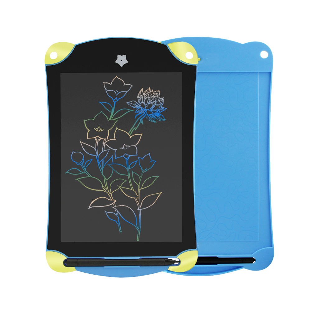 1 Pc Cool Highlighted Paperless Child-Type MultiColor 8.5 Inch LCD Digital Tablet & Writing Pad for Home&Office&Children