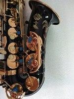 UPS Selmer 802 Alto Saxophone Brand France Henri Sax E Flat Black Professional Alto Sax Musical