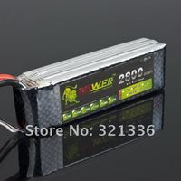 Lion Li PO 11.1V 2800Mah 35C high capacity lithium polymer battery for rc heli cars truck R/C model toy and T REX 450 SE V2 PRO