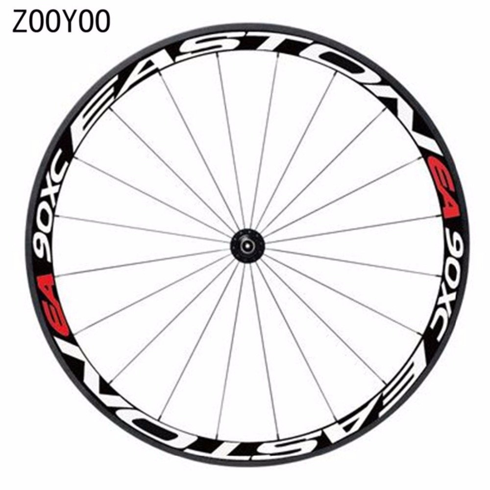 1 Side Bicycle Wheel Rims Sticker Light Reflective Decal Bike Sticker Cycling safe Protector 26er 27.5er Bike Accessories