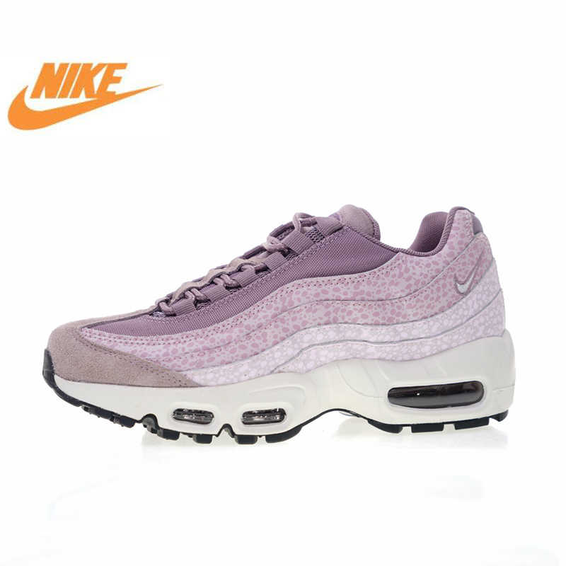 huge selection of 60208 8de6c Nike Air Max 95 PRM Purple Smoke Women s Running Shoes, New High Quality  Sports Shoes