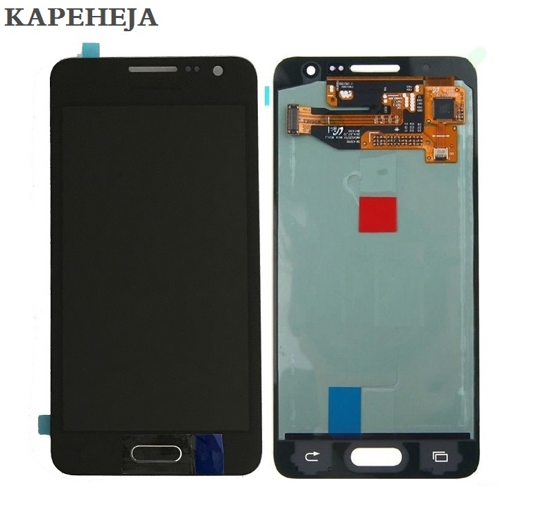 New Super AMOLED LCD Display For Samsung Galaxy A3 2015 A300 A3000 A300F A300M LCD Display Touch Screen Digitizer AssemblyNew Super AMOLED LCD Display For Samsung Galaxy A3 2015 A300 A3000 A300F A300M LCD Display Touch Screen Digitizer Assembly