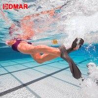 DMAR Snorkel Swim Fins Neoprene Swimming Flipper Anti slip Diving Fins For Adults Neoprene Flippers For Snorkeling Surfing