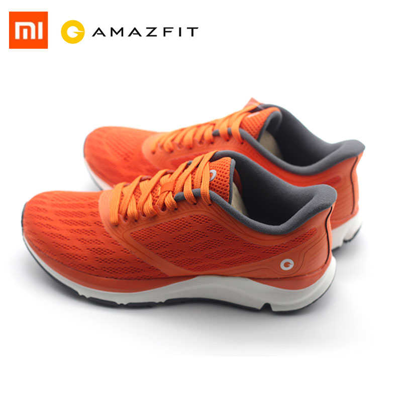 Xiaomi Amazfit Antelope Smart Shoes Sneakers Waterproof Light Rubber Support Smart Chip ( not include ) Running Shoes for Couple