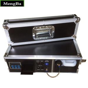 Caja de vuelo 900W máquina de neblina 3,5 l máquina de niebla para equipo de escenario con niebla líquida a base de agua DMX512 Control Fogger